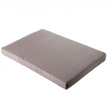 Loungekussen Pallet Carré 120x80cm - Basic taupe