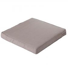 Loungekussen 73x73cm - Carré Basic taupe