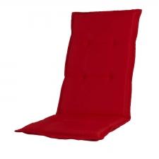 Tuinkussen hoge rug - Pedro red (waterafstotend)