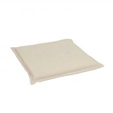 Hockerkussen 50x50cm - Pedro sand (waterafstotend)