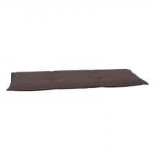 Bankkussen 120cm - Pedro dark taupe (waterafstotend)