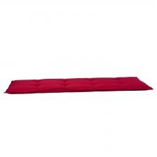 Bankkussen 180cm - Pedro red (waterafstotend)