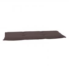 Bankkussen 110cm - Pedro dark taupe (waterafstotend)