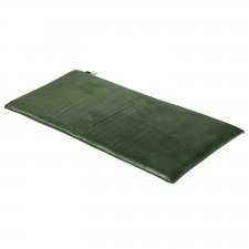 Bankkussen 110cm - Outdoor Velvet/oxford green