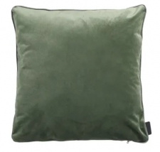 Sierkussen 45x45cm - Outdoor Velvet/oxford green