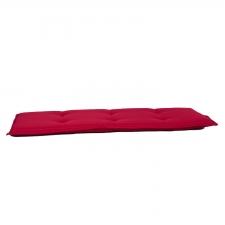 Bankkussen 160cm - Pedro red (waterafstotend)