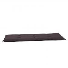 Bankkussen 160cm - Pedro dark taupe (waterafstotend)