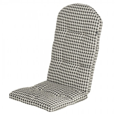 Bear chair kussen - Poule black