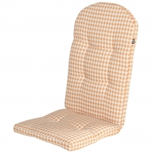 Bear chair kussen - Poule yellow