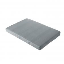 Loungekussen Pallet Carre 120x80cm - Basic grey
