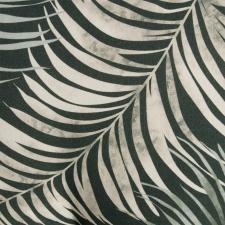 Textileenkussen hoge rug - Belize dark green