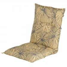 Tuinkussen lage rug - Lily yellow