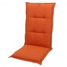 Tuinkussen hoge rug - Bertogne orange