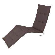 Deckchairkussen - Pedro dark taupe (waterafstotend)