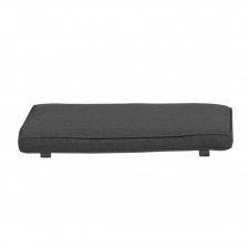 Picknicktafel kussen 28x60cm - Outdoor Panama grey