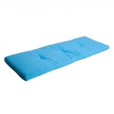 Bankkussen 150x50cm Souffle - Pedro blue(waterafstotend)