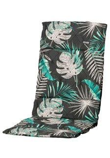 Textileenkussen hoge rug - Outdoor Dotan grey