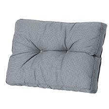 Loungekussen ruggedeelte 70x40cm florance - Rib grey