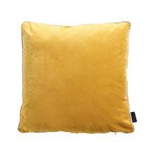 Sierkussen 45x45cm - Velvet yellow