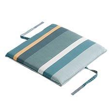 Zitkussen universal 50x50cm -  Stripe green