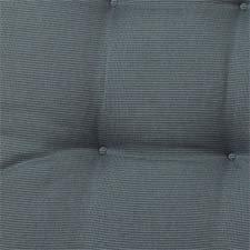 Stof per meter -  Rib grey