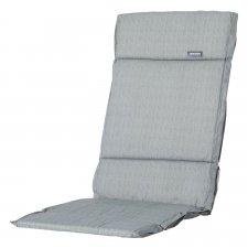 Textileenkussen hoge rug - Basic Grey