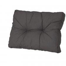 Loungekussen ruggedeelte 70x40cm - Basic black