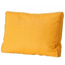 Loungekussen ruggedeelte 60x40cm carré - Panama golden glow