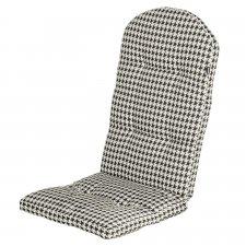 Bear chair kussen - Poule black